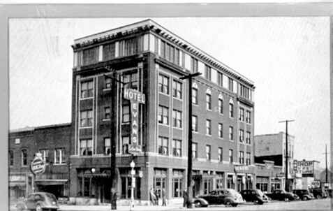 Evans Hotel Vandalia Il Submitted By Sherry Smith Stanford My Family Webpage